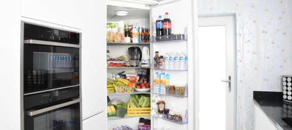Potraviny v chladničke